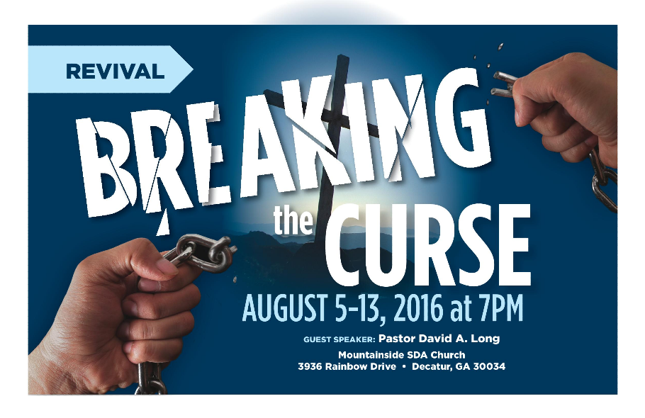 Breaking the Curse Revival – Day 4 – Are You Cursing